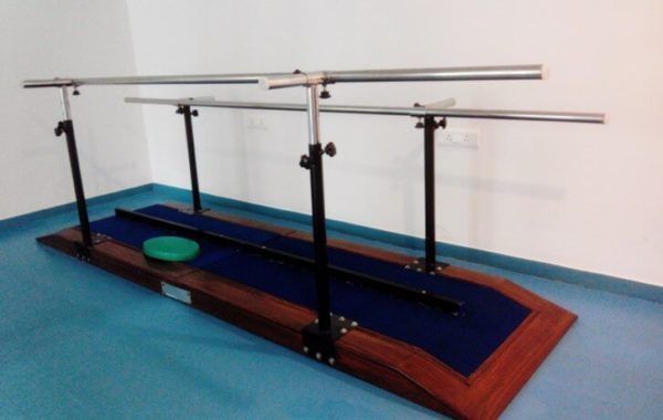 Parallel Bars at SuVitas