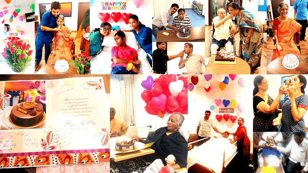 SuVitas Family Members Birthday Celebrations