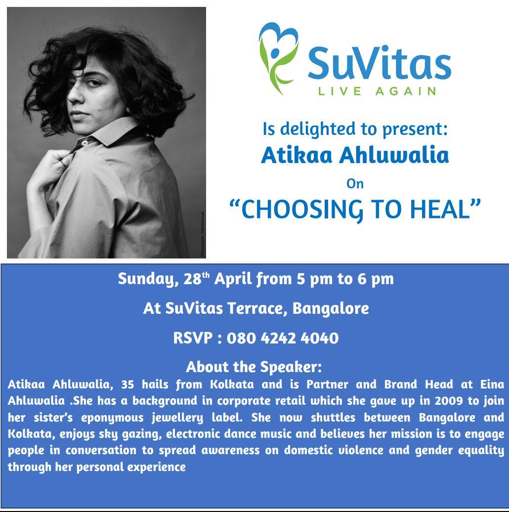 Sundays@SuVitas - Atikaa Ahulwalia